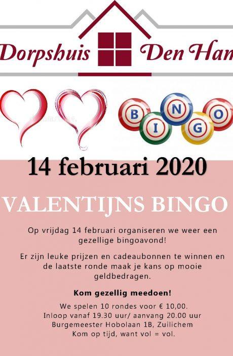 Advertentie Bingo
